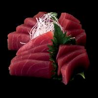Sashimi thon