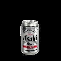 Bière Asahi 33cl canette