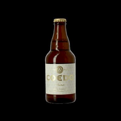 Bière Coedo Shiro 33CL - (5,5% VOL)