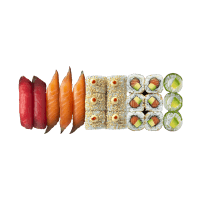 Sushi Box d'octobre