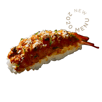 Satay Sushi