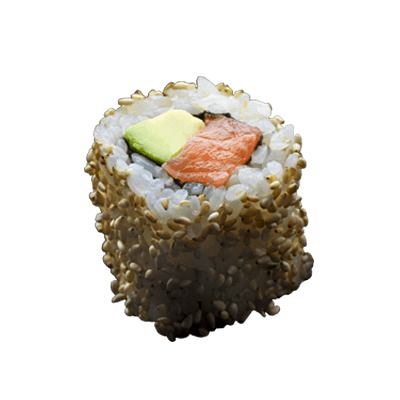 California Saumon Avocat