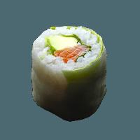Spring Rolls Saumon Avocat