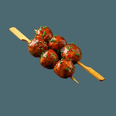 yakitori-poulet-tsukune