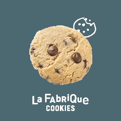 Cookie chocolat noir