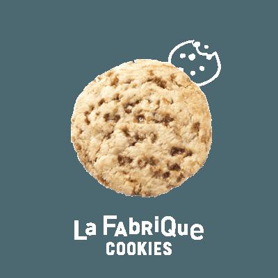 Cookie caramel au beurre salé
