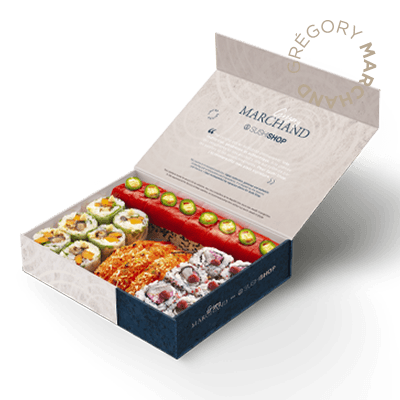 Box Grégory Marchand